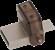 Kingston Data Traveler Microduo Flash Drive microUSB & USB Connectors