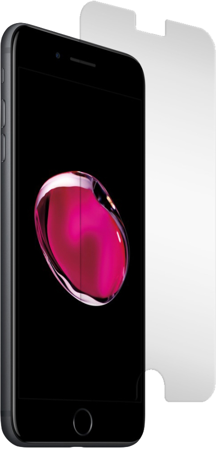 iPhone 7 Plus Black Ice Glass Screen Protector