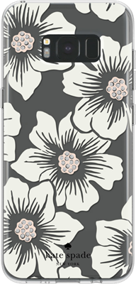 brand new 2a625 51f5c Incipio Galaxy S8+ Kate Spade New York Protective Hardshell Case ...