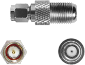 weBoost WeBoost SMA Male to F Female Connector