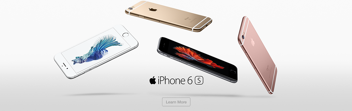 TELUS Apple iPhone 6s and 6s Plus