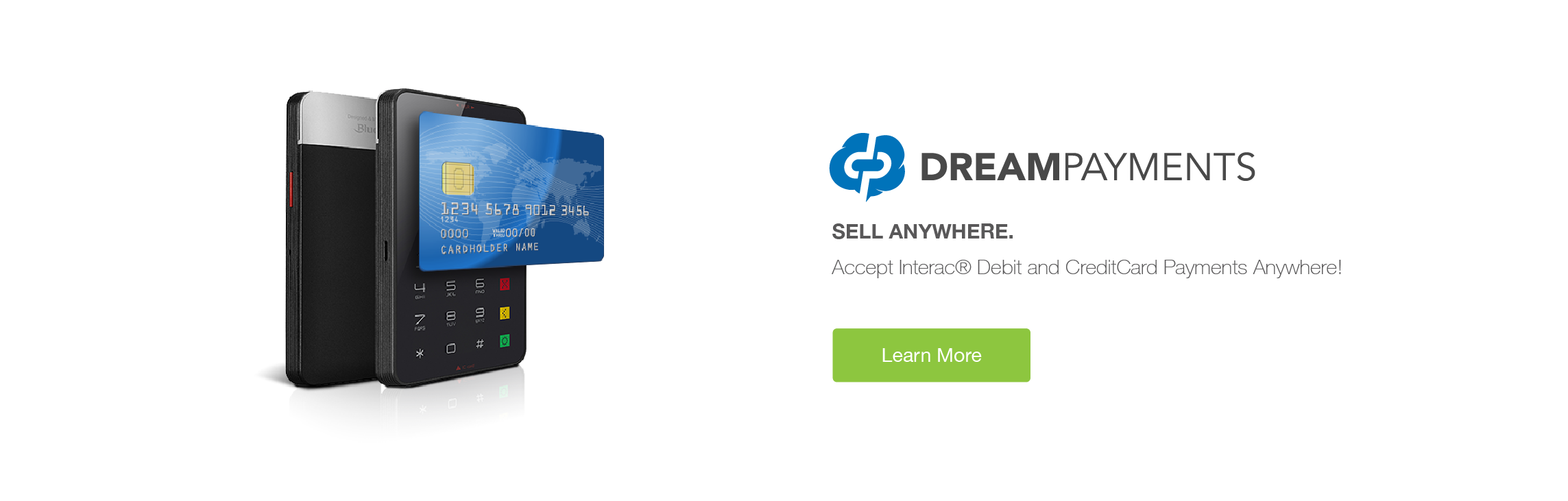 Dream Payments Sell Anywhere