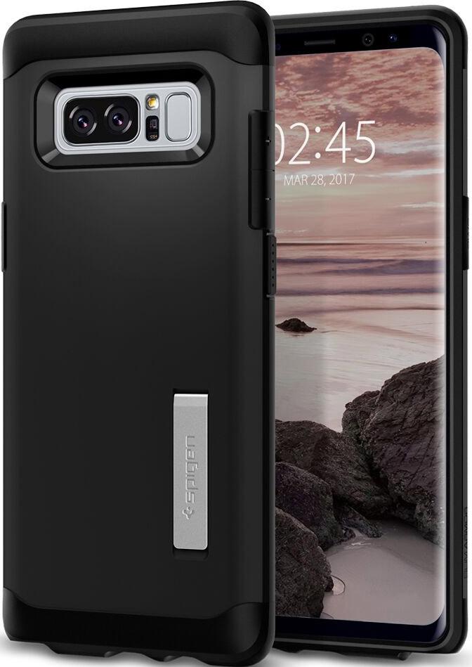 Galaxy Note8 Slim Armor Case - Black