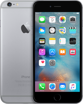 Apple Refreshed iPhone 6 Plus 128GB
