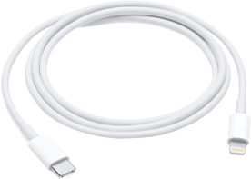 Apple Power Lightning to USB-C Cable (1M)