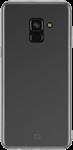 XQISIT Galaxy A8 (2018) Xqisit Flex Case