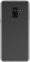 XQISIT Galaxy A8 (2018) Xqisit Flex Case