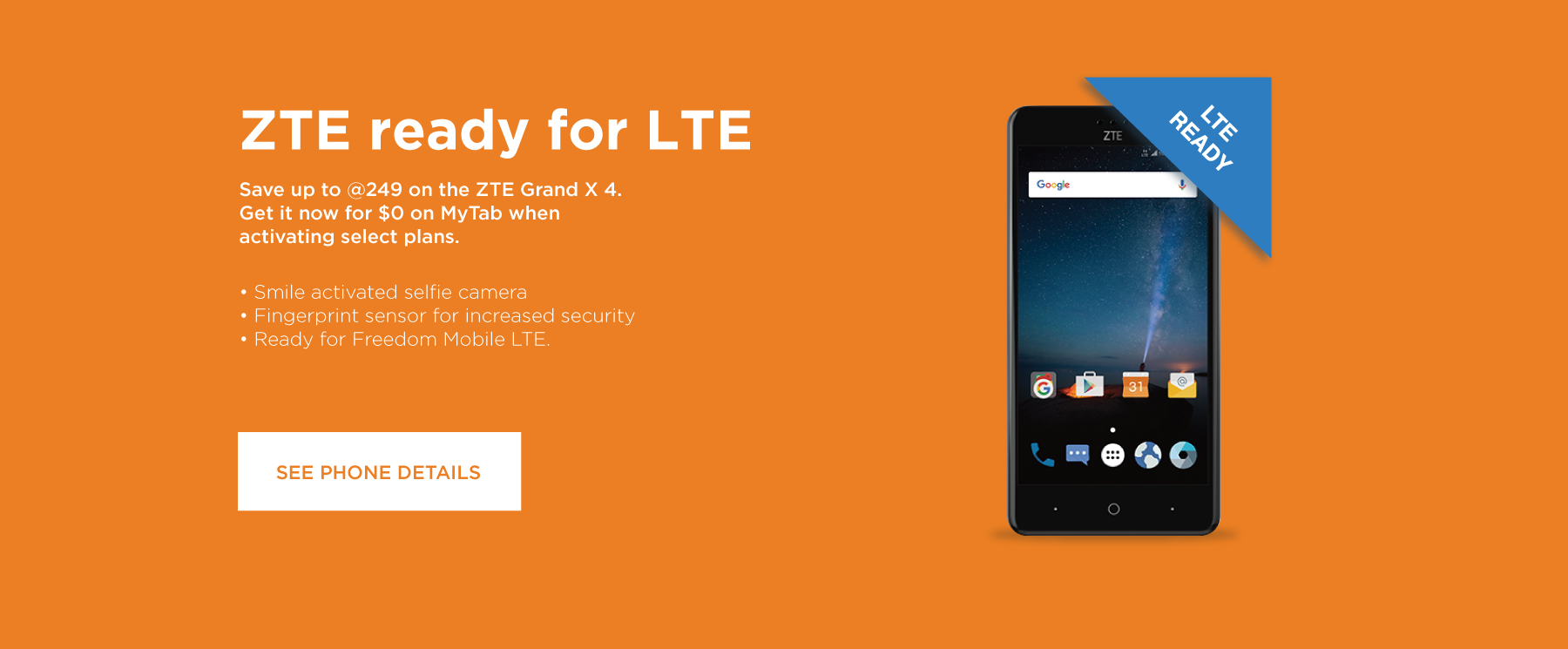 ZTE Ready for LTE