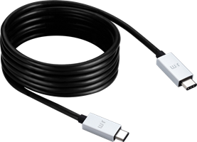 Just Mobile USB-C to C AluCable