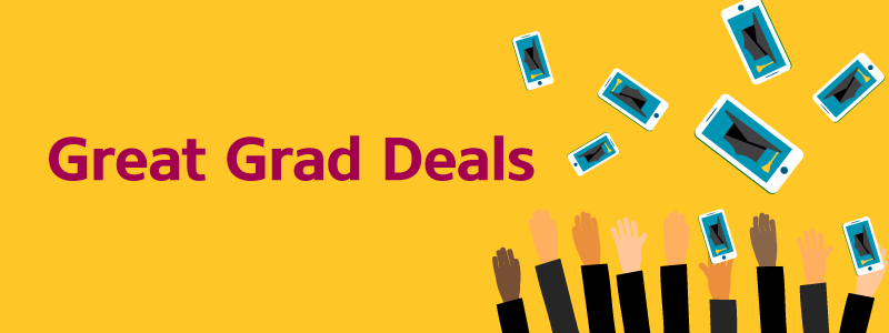 Great Grad Deals