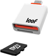 Leef Access Android microSD Card Reader