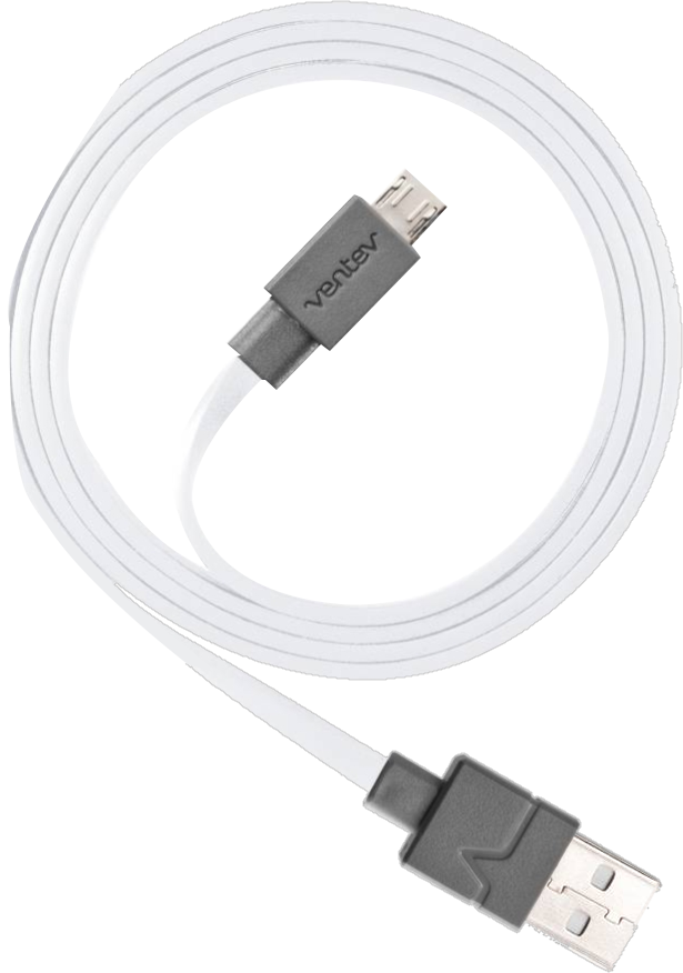 Ventev 6' Chargesync microUSB Cable