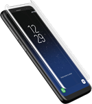 Galaxy S8+ InvisibleShield CURVE Screen Protector