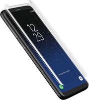 Samsung Galaxy S8+ InvisibleShield CURVE Screen Protector