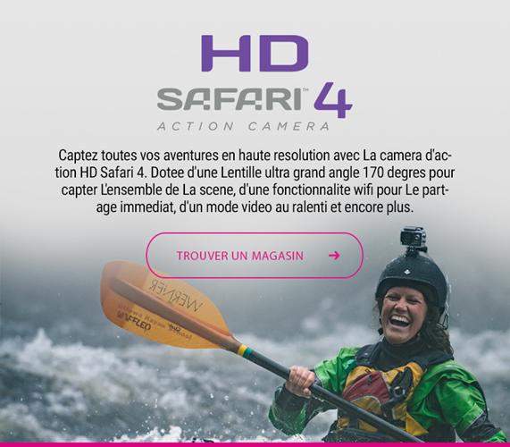 Safari 4 HD Camera