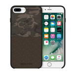iPhone 6/7+ Burton Tweed Case - Bkamo/Green