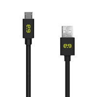 Puregear 6ft Micro-USB Cable Black