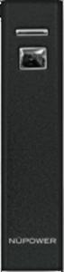 NewerTech NÜPOWER Battery Backup 2800mAh - Black