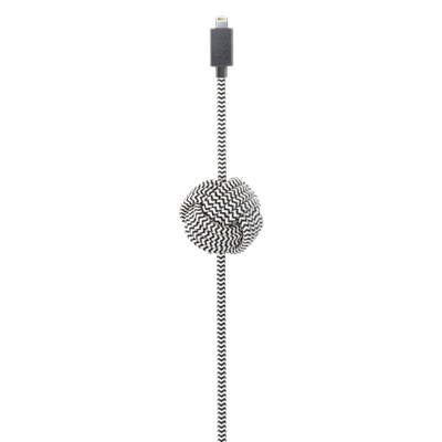 Native Union Night Lightning Cable - Zebra