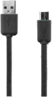 "XQISIT Xqisit microUSB 70"" Charge and Sync Flat Cable"