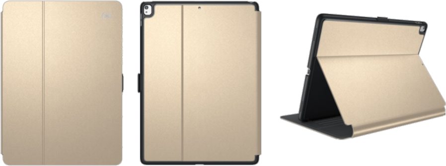 iPad Air / iPad Air 2 / iPad Pro 9.7 / iPad 9.7 (2017) Metallic Balance Folio