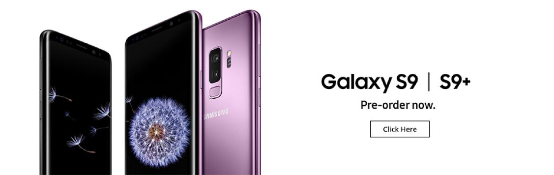 Samsung Galaxy S9 - Preorder