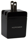 NuPower AC Charger 2.4A USB Output