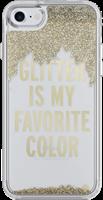 Kate Spade iPhone 8/7 Liquid Glitter Case