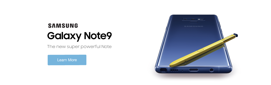 Galaxy Note9 Preorder