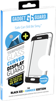 Gadgetguard Google Pixel 2 XL Black Ice Plus Cornice Curved Tempered Glass Screen Guard