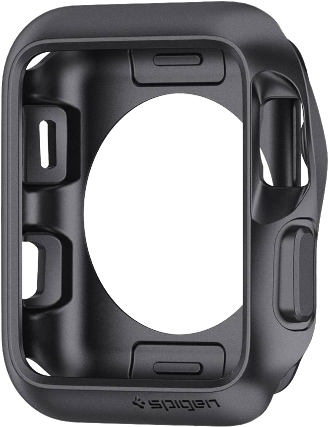 Apple Watch Slim Armor Case 38mm - Space Gray