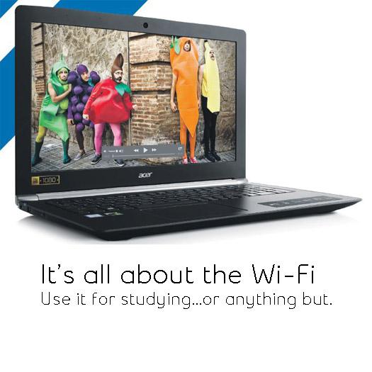 Bell Wifi Internet - Aug 2016