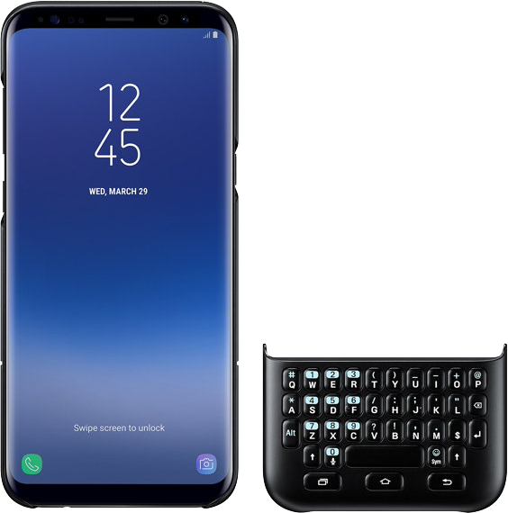 how to change keyboard language on samsung s8