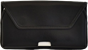 Turtleback Étui à ceinture horizontal de luxe universel en cuir