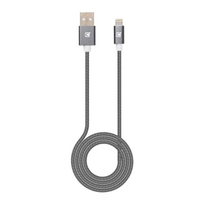 Caseco Braided Lightning Cable 1 Meter
