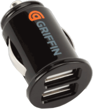 Griffin PowerJolt Compact Dual USB Charger