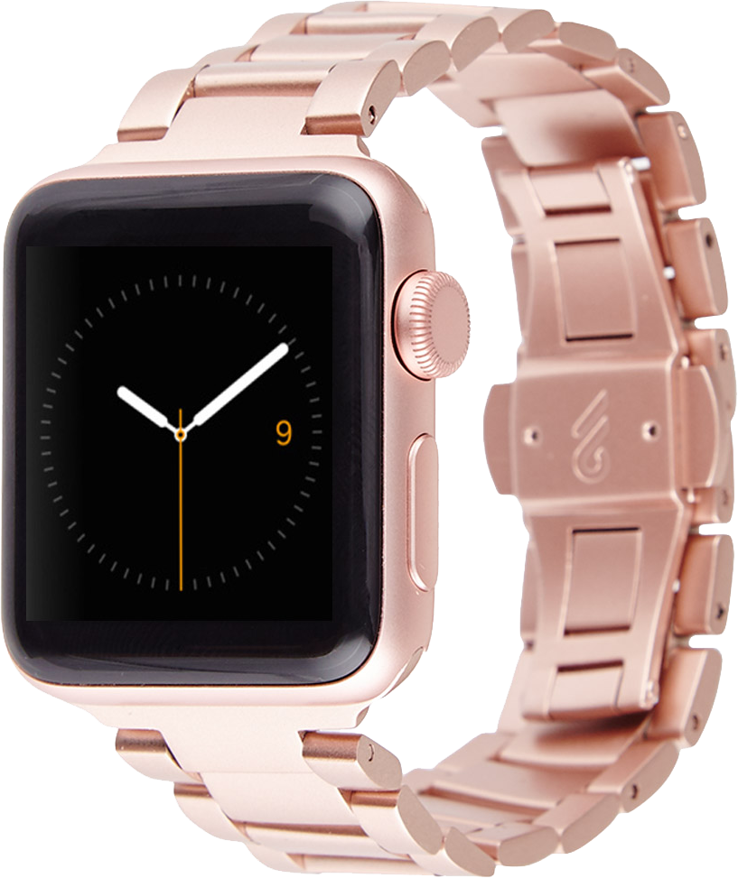 Apple Watch Linked Watchband 38mm - Rose Gold