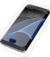 Zagg Galaxy S7 Edge HD Dry Film Screen Protector