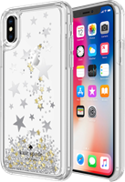 Kate Spade iPhone X Liquid Glitter Case