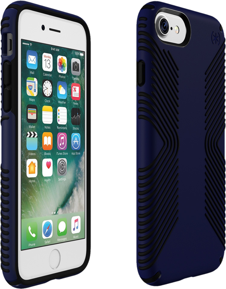 iPhone 8/7/6s/6 Presidio Grip Case