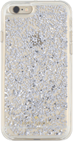 Kate Spade iPhone 6/6s Kate Spade New York Clear Glitter Case