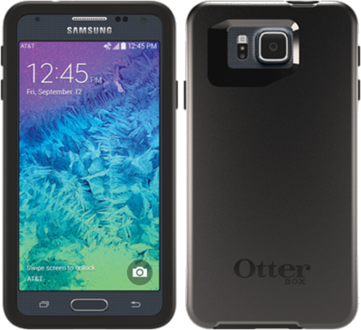 save off f8138 a4424 OtterBox Galaxy Alpha Symmetry Case Price and Features