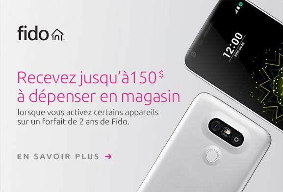 Fido Promotion