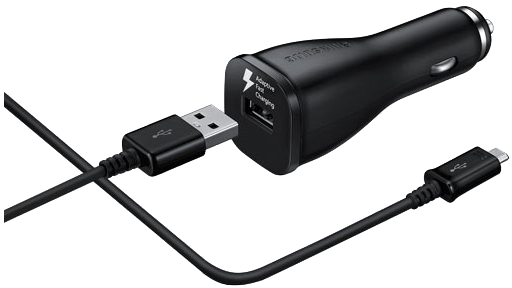 Samsung microUSB Car Charger