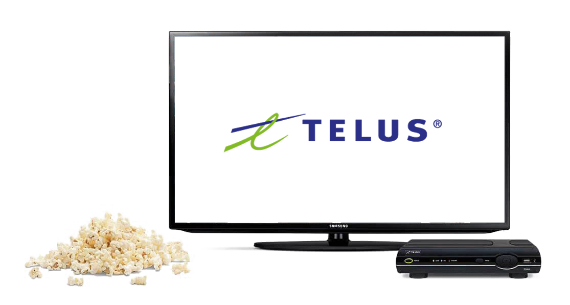 TELUS Optik on the Go
