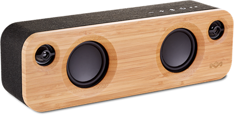 House of Marley Get Together Bluetooth Mini Portable Speaker