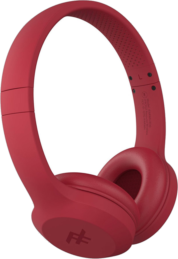 Toxix Wireless Over-Ear Headphones with Mic