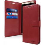 Goospery Galaxy S8 Bluemoon Wallet - Burgandy
