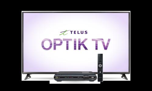 TELUS Optik TV PVR