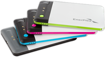 EnerPlex microUSB Jumpr Stack Chargepack Combo Pack 1600mAh